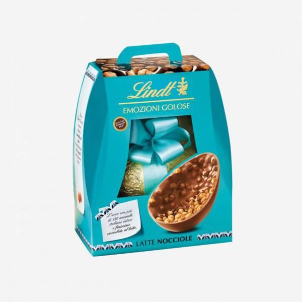 Uovo Nocciole Latte Lindt 500g 850660