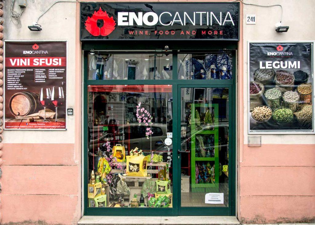 Enocantina - Enoteca Messina