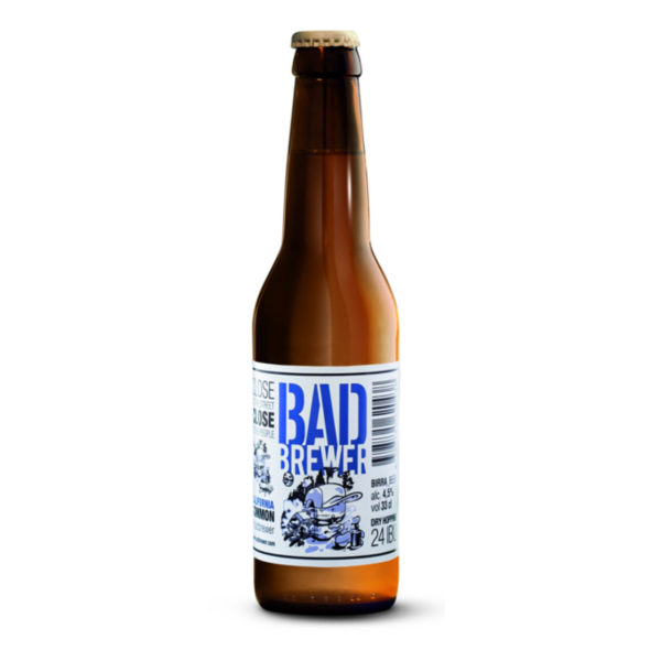 Bad brewer california common 33 cl