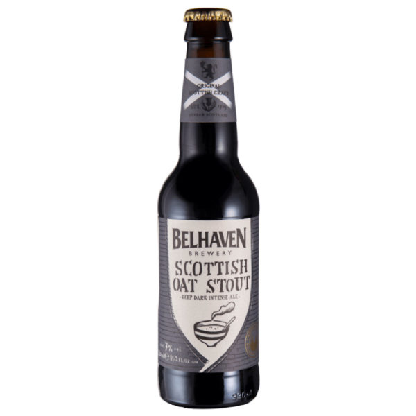 Belhaven Scottish Oat Stout 33clBelhaven Scottish Oat Stout 33cl