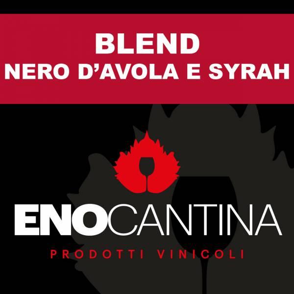 Blend Nero d'Avola e Syrah