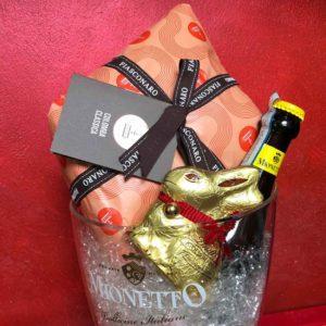 Composizioni e Cestini regalo con prodotti tipici siciliani