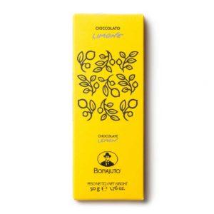 Cioccolato al limone 50g