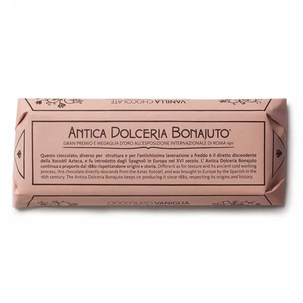 Cioccolato Vaniglia 100g.
