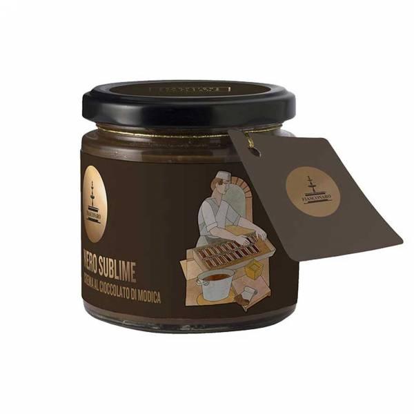 Crema al cioccolato di Sicilia