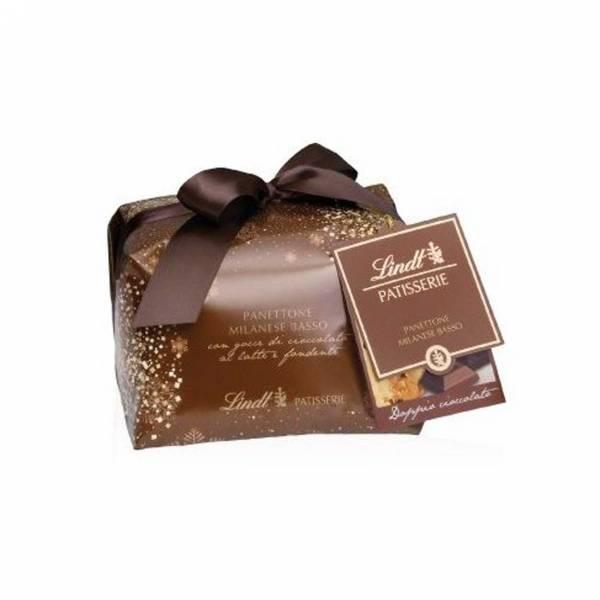 Panettone Lindt doppio cioccolato 2Kg