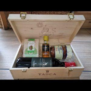Cassetta in legno Tasca d'Almerita - ANT02b