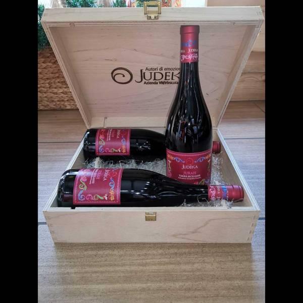 Cassette di vino