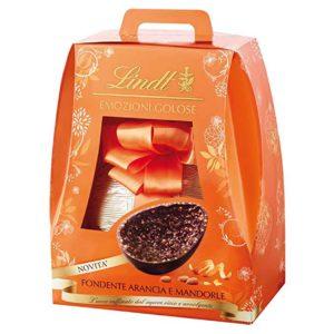 Uovo Lindt Fondente arancia e mandorle