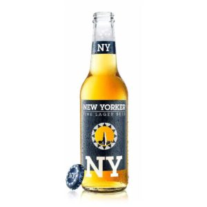 New Yorker Beer 33cl