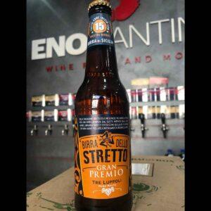 Birra dello Stretto Gran Premio 33cl
