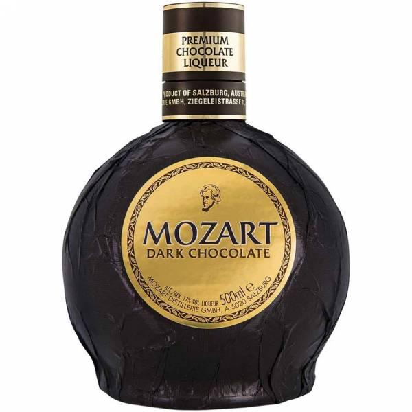 Mozart dark chocolate 50cl