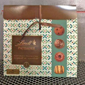 Astuccio Patisserie chocolate Lindt 220