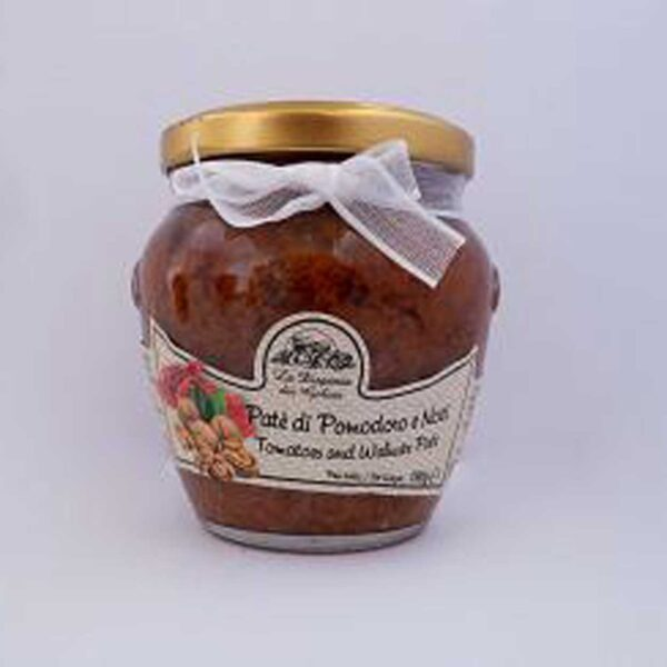Patè di Pomodori Secchi e Noci