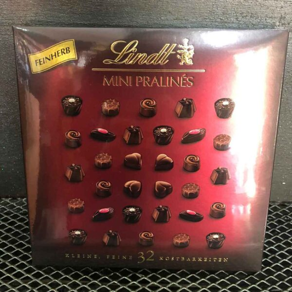 Mini Praline Dark Lindt
