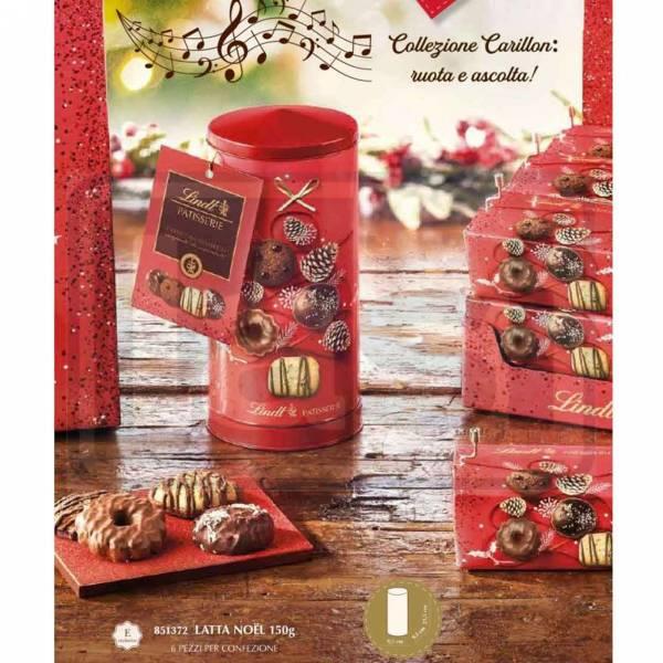 Latta Patisserie chocolate Noel Lindt