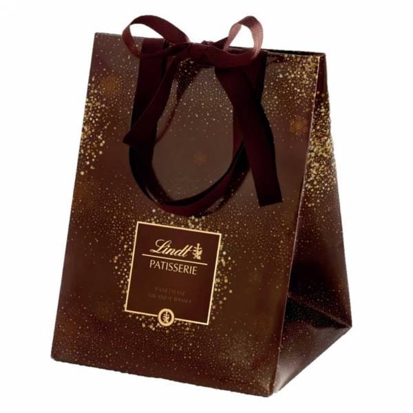 Panettone Lindt doppio cioccolato