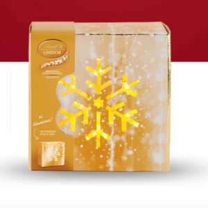 Scatola Natale Lindor Led Assortita