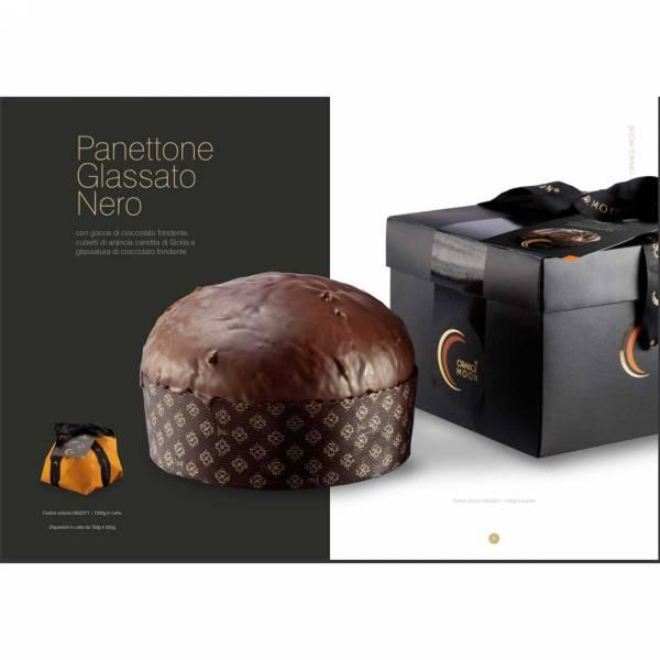 Panettone Glassato Nero