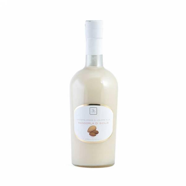 Finissima Crema di Liquore alla Mandorla di Sicilia