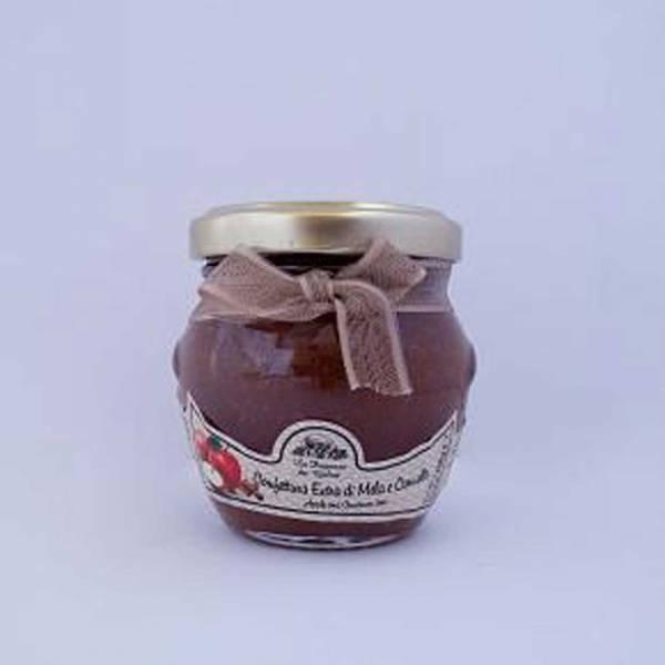 Confettura extra di mele e cannella