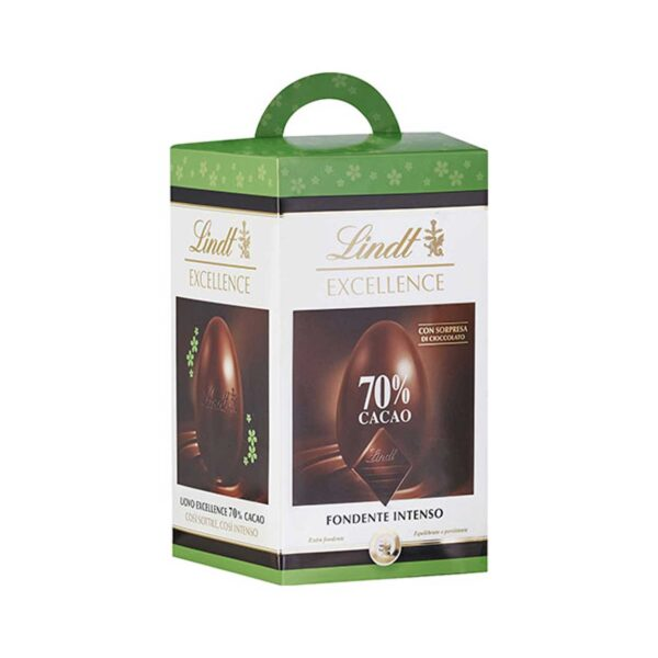 Uovo Lindt Excellence 70% 185g